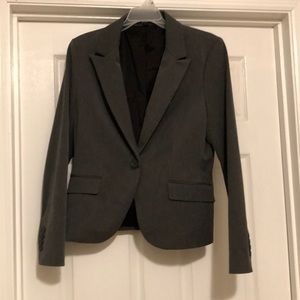 Express suit with jacket, pants, and skirt